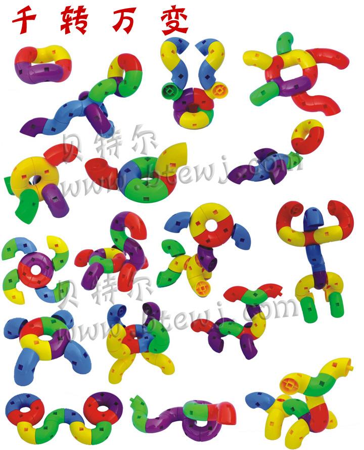 幼儿园桌面插塑玩具丨幼儿园摇马丨幼儿园玩具厂